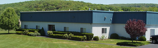 The Conlet Plastics Inc. building, in New Milford, CT